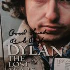 Image of Bob Dylan Autographed 2013 Rolling Stone Magazine