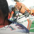 Image of Dan Marino Autographed Dolphins 8X10 Limited Edition Artist's Litho