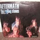 "Image of THE ROLLING STONES band signed ""Aftermath"" LP album!"
