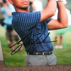 Image of Tiger Woods Autographed 8x10 Photo