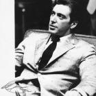 "Image of Al Pacino Autographed ""Godfather"" B&W 8X10"