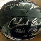 "Image of Phila. Eagles ""Greats"" hand signed/guaranteed full-sized helmet."