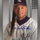 Image of Item #210 Derek Jeter autographed 8x10 photo